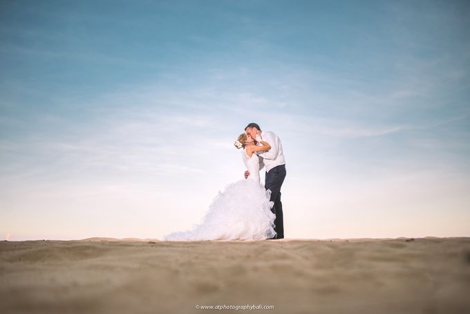 Melodie & Damien - Honeymoon in Bali by AT Photography Bali - 012