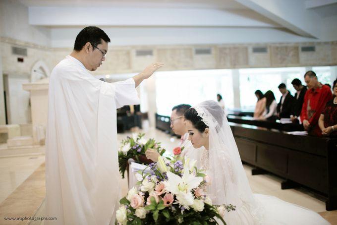 THE WEDDING OF RICHARD & LYDIA by Cynthia Kusuma - 019