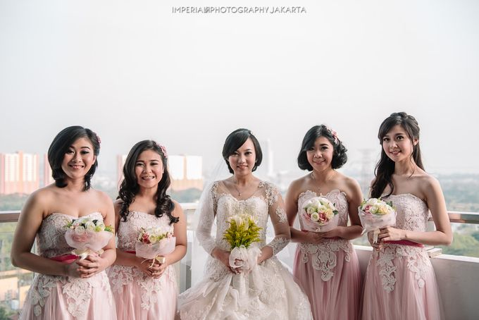 Yonathan & Dina Wedding by Imperial Photography Jakarta - 015