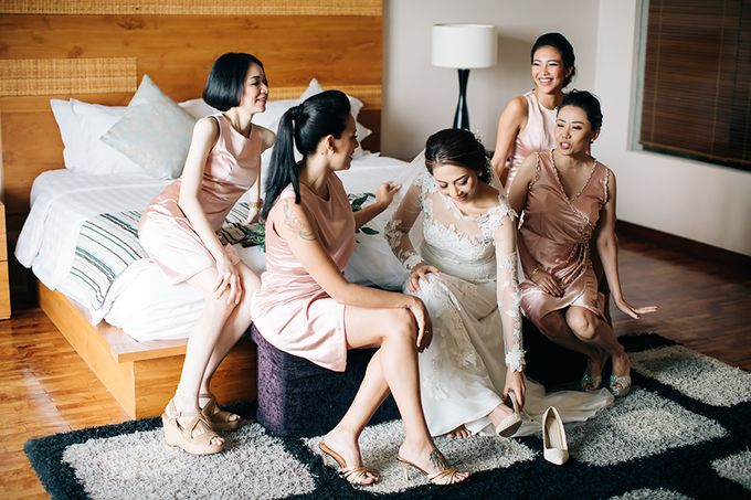 Yulia and Moses Wedding at Phalosa by One Fine Day Weddings - 013