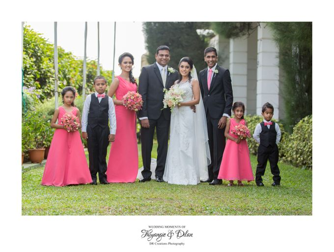 Wedding of Thiyangie & Dilan by DR Creations - 019