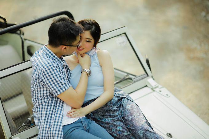 PRE - WEDDING MARVELL & VIONA  BY HENOKH WIRANEGARA by All Seasons Photo - 019
