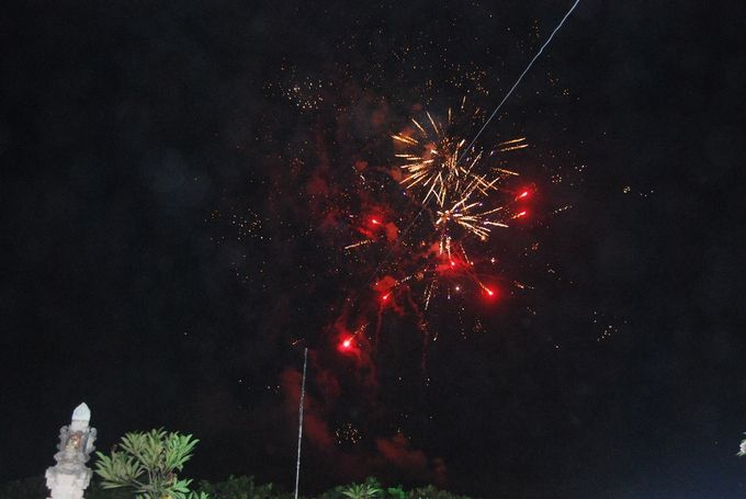 Fire works and lighting by Bali Angels - 015