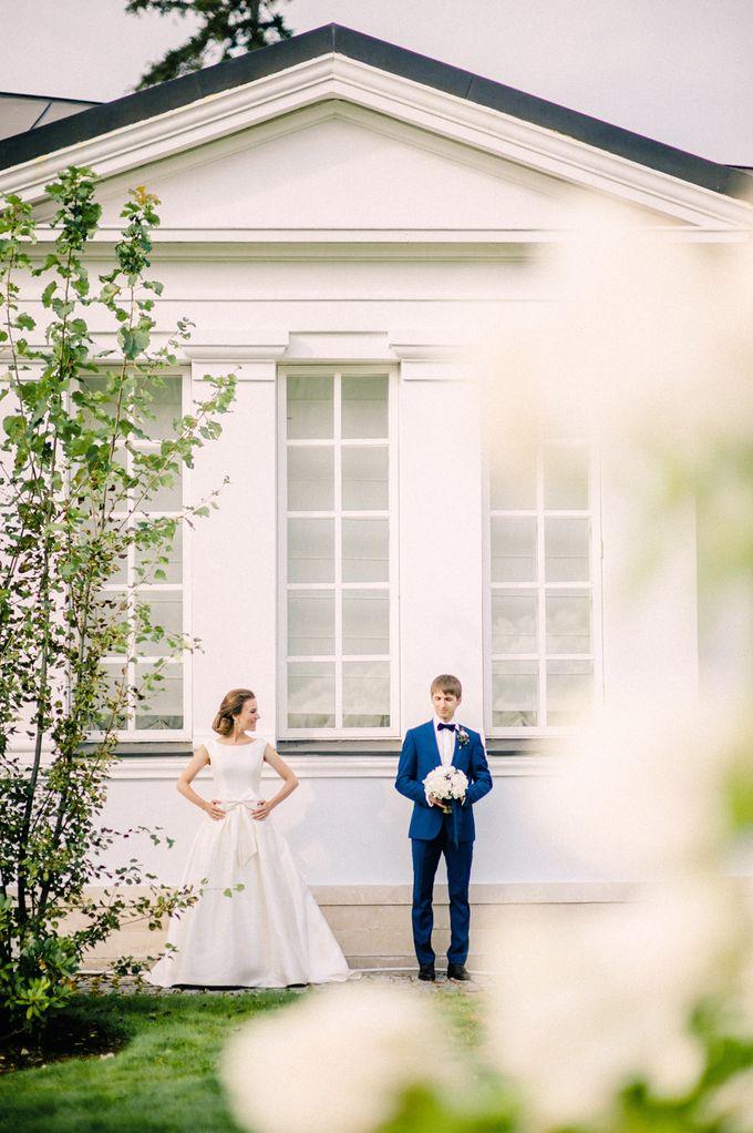 Golf club wedding for Nikolay and Kristina by BMWedding - 018