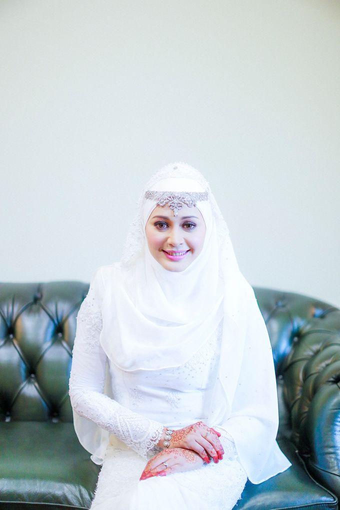 Zuhairah & Fuad by The Rafflesia Wedding & Portraiture - 013