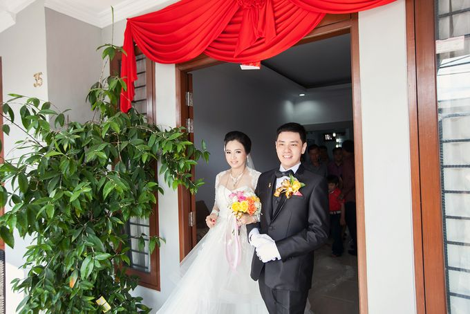 Wong & Devy - Wedding Day by HD Photography - 018