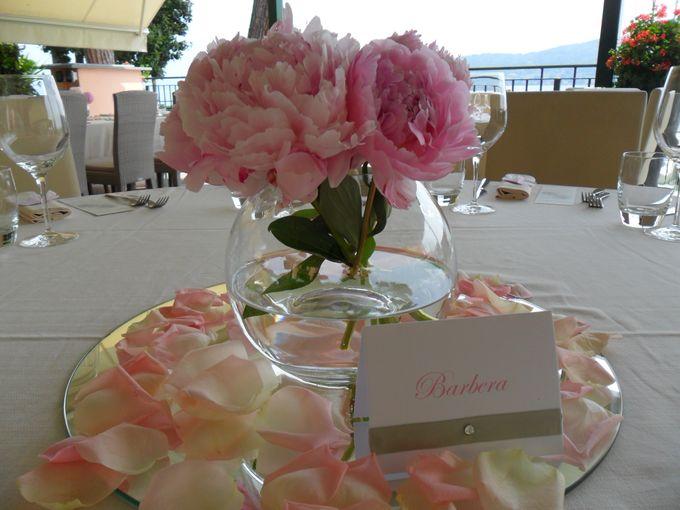 Romantic light pink wedding by Sogni Confettati - 038