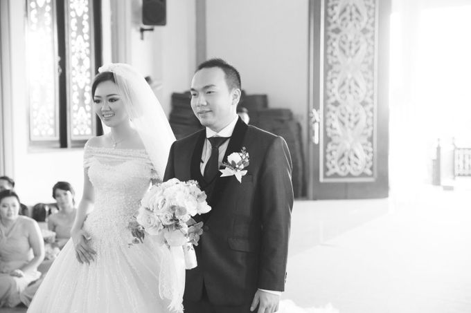 Roy & Erline Wedding by Folia Photography - 020