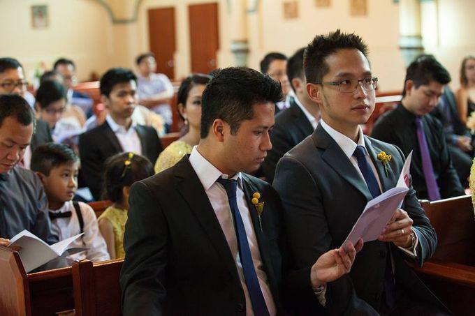 My amazing dream wedding by SS Florist - 014