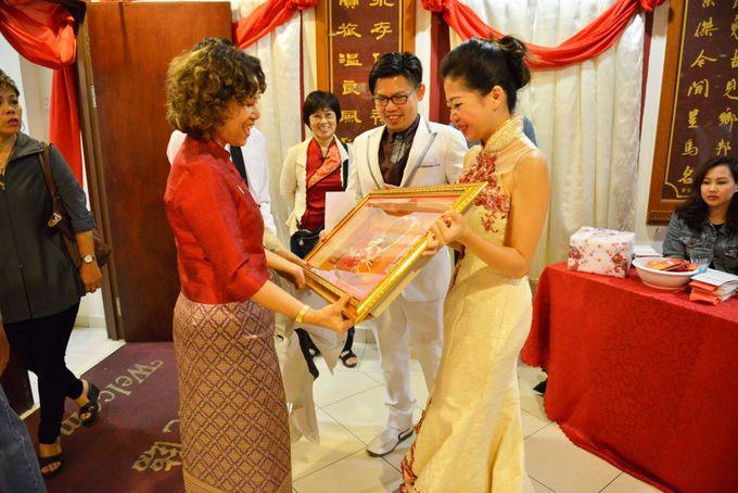 Cindy & Jason by Faith Wedding Event - 021