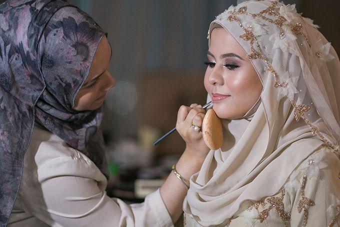 Liyana & Fairuz - Reception by Cubic Foto by PlainPaperpaint Production - 015
