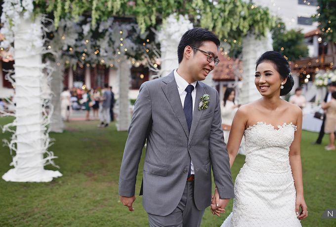Max & Melissa Wedding by NOMINA PHOTOGRAPHY - 019