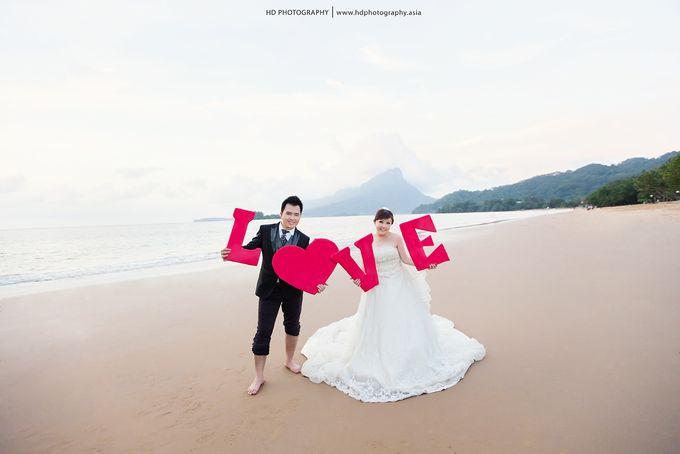 Rizky & Yeni Pre-Wedding by HD Photography - 012