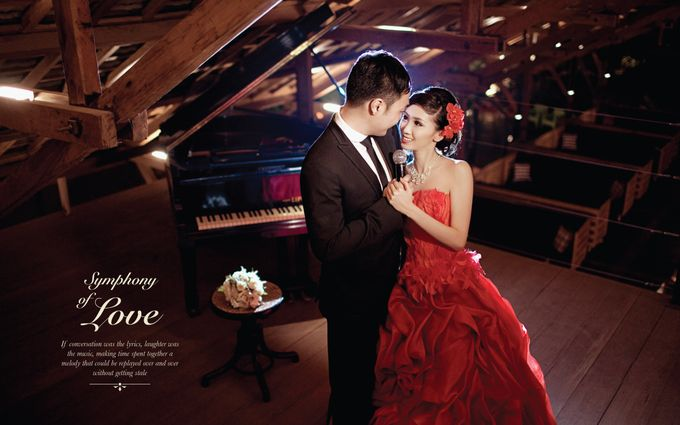 Pre Wedding & Wedding Alvin and Novita back at 2014 by Luciole Photography - 008