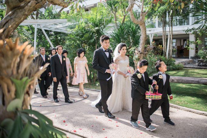 Wedding of  Tanri & Yenny by Nika di Bali - 019