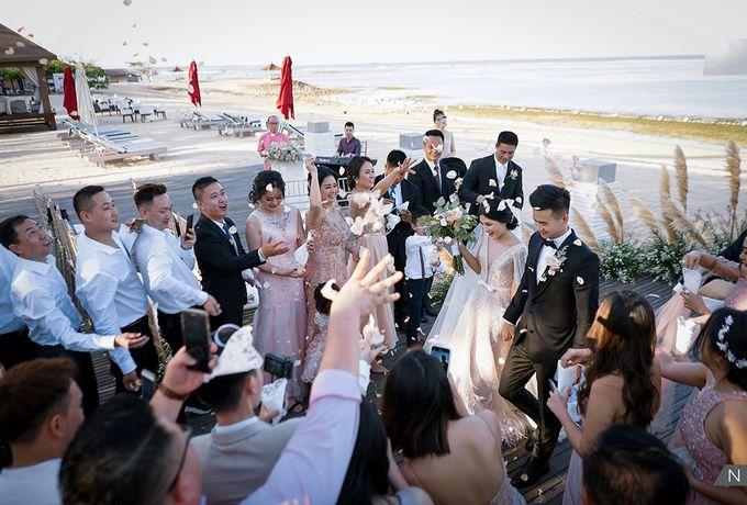 Jason & Brigitta Wedding by Majestic Events - 021