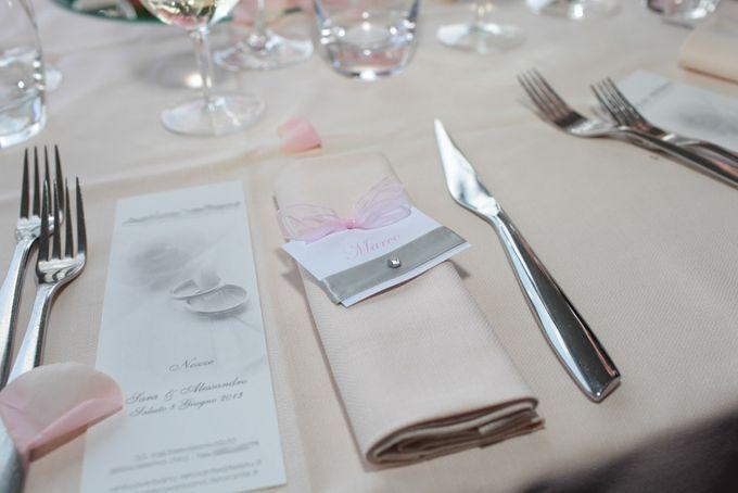 Romantic light pink wedding by Sogni Confettati - 035