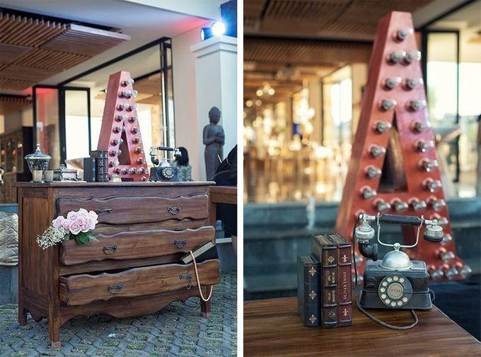 Vintage glam 2014 by AiLuoSi Wedding & Event Design Studio - 004