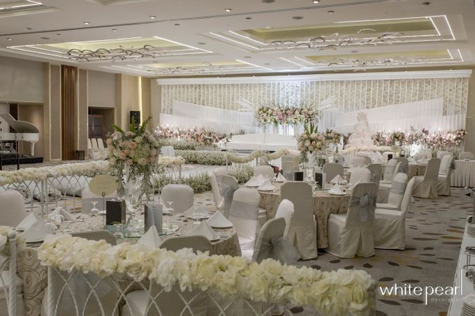 Pullman jakarta Thamrin by White Pearl Decoration - 012