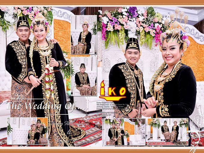 Rias & Busana Pengantin by IKO Catering Service dan Paket Pernikahan - 012