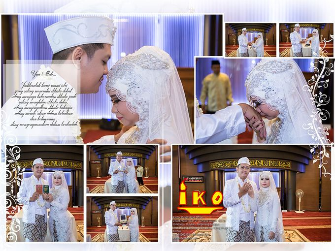 Rias & Busana Pengantin by IKO Catering Service dan Paket Pernikahan - 013