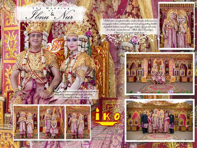 Rias & Busana Pengantin by IKO Catering Service dan Paket Pernikahan - 014