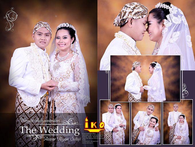 Rias & Busana Pengantin by IKO Catering Service dan Paket Pernikahan - 015