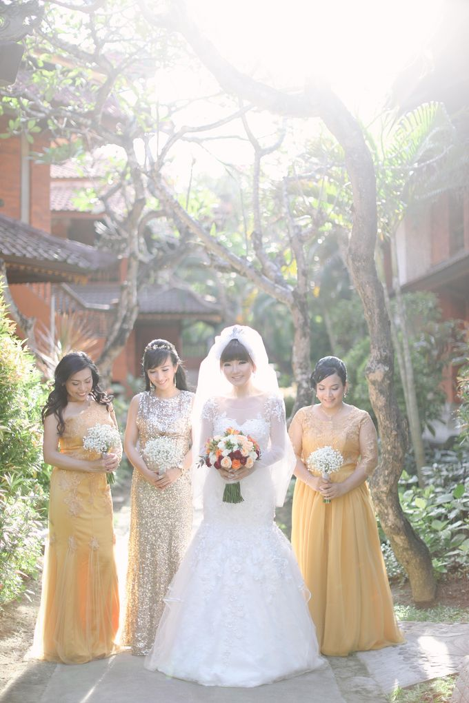 Wedding of Alex & Lydia by Jessica Tjiptoning - 002
