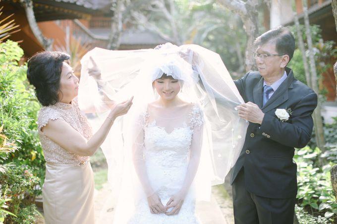 Wedding of Alex & Lydia by Jessica Tjiptoning - 003