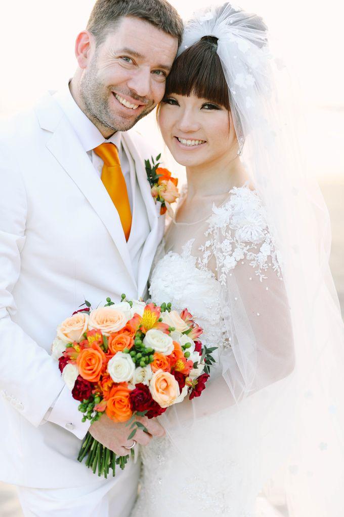 Wedding of Alex & Lydia by Jessica Tjiptoning - 005