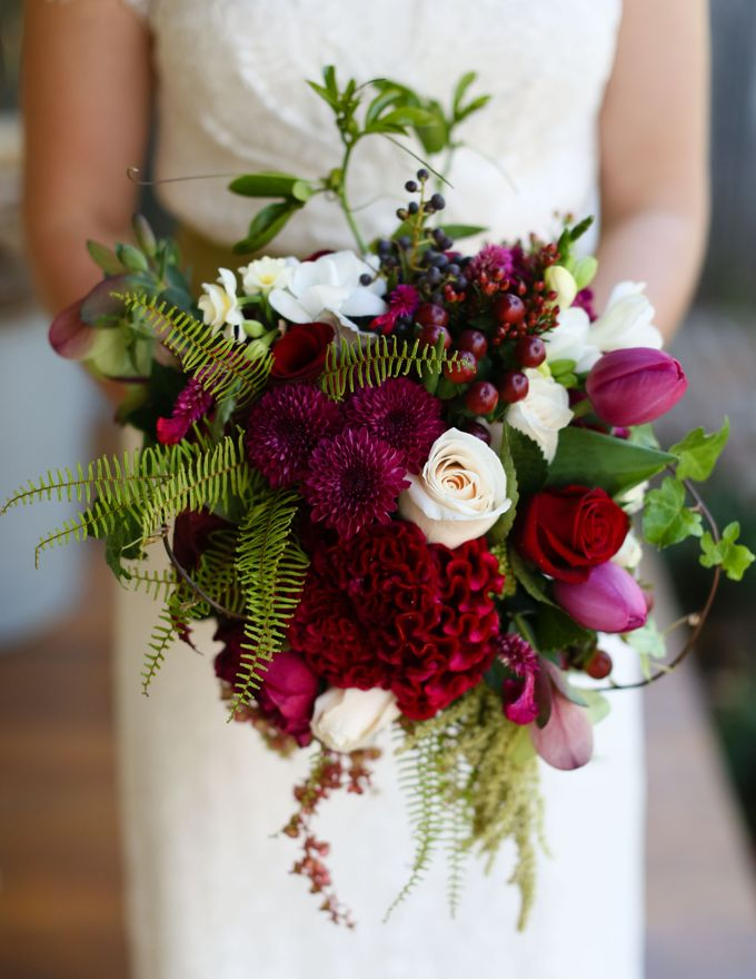 Bridal Party by Affair with George  Florals & Event Styling - 002