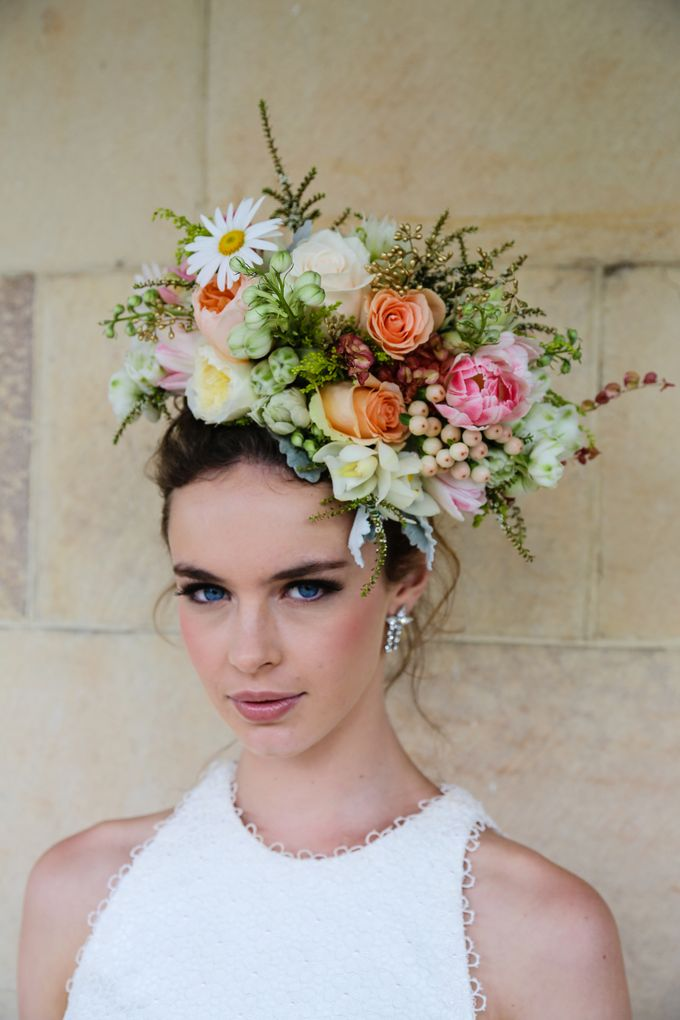 Bridal Party by Affair with George  Florals & Event Styling - 029