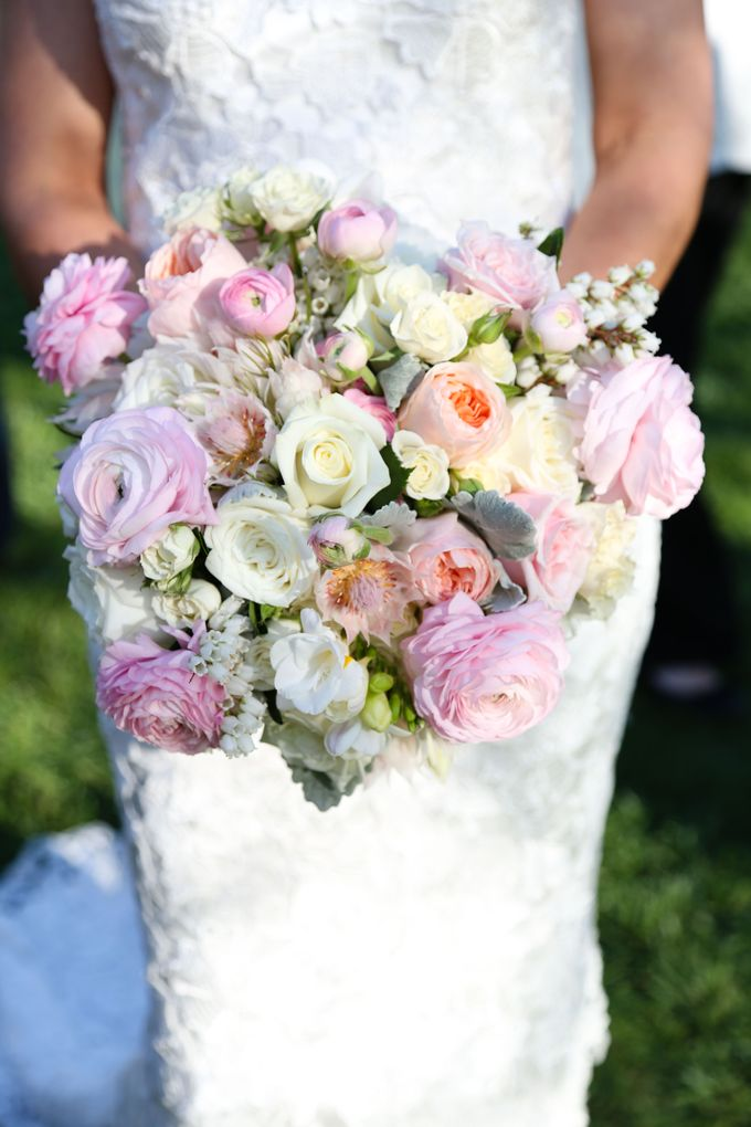 Bridal Party by Affair with George  Florals & Event Styling - 006