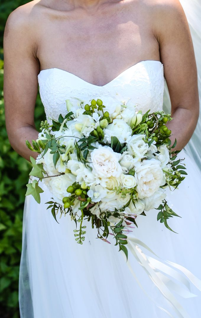 Bridal Party by Affair with George  Florals & Event Styling - 007