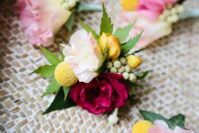 Bridal Party by Affair with George  Florals & Event Styling - 038