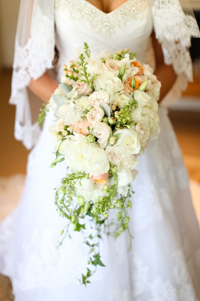 Bridal Party by Affair with George  Florals & Event Styling - 030
