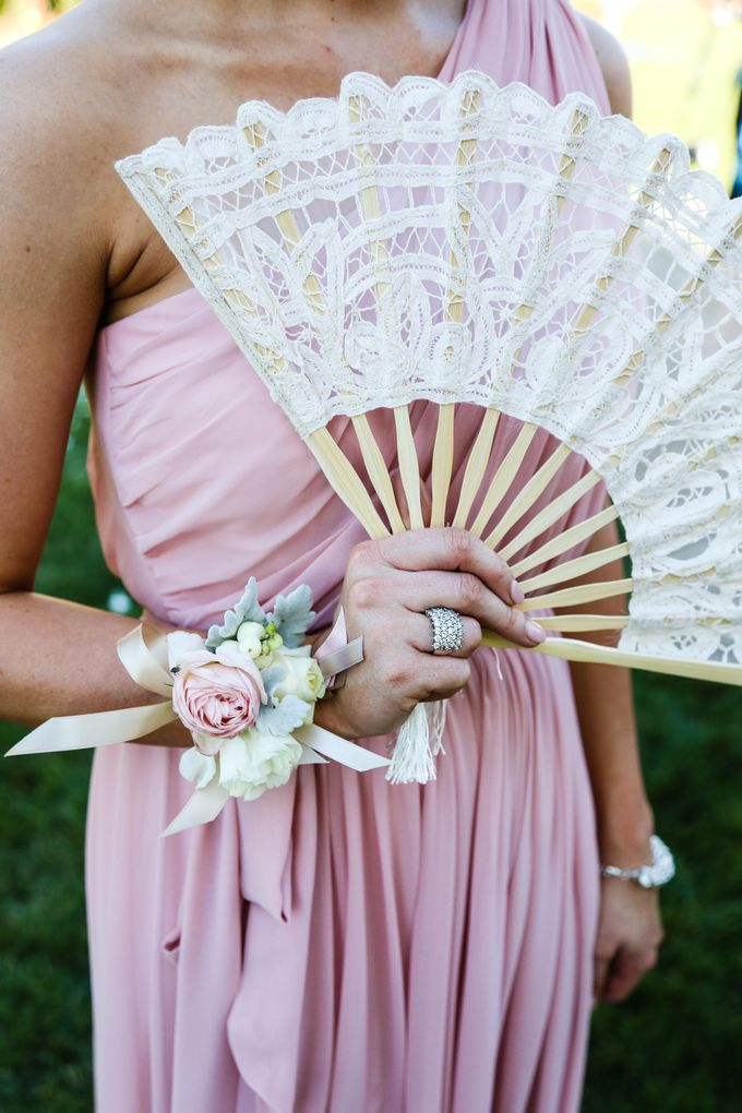 Bridal Party by Affair with George  Florals & Event Styling - 037