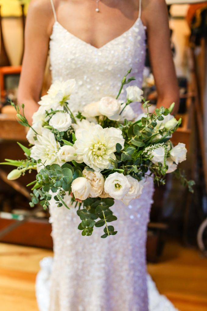 Bridal Party by Affair with George  Florals & Event Styling - 031