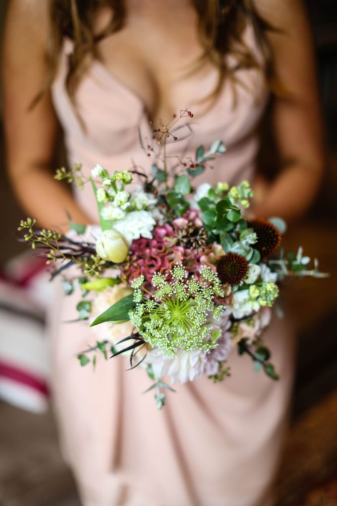 Bridal Party by Affair with George  Florals & Event Styling - 048