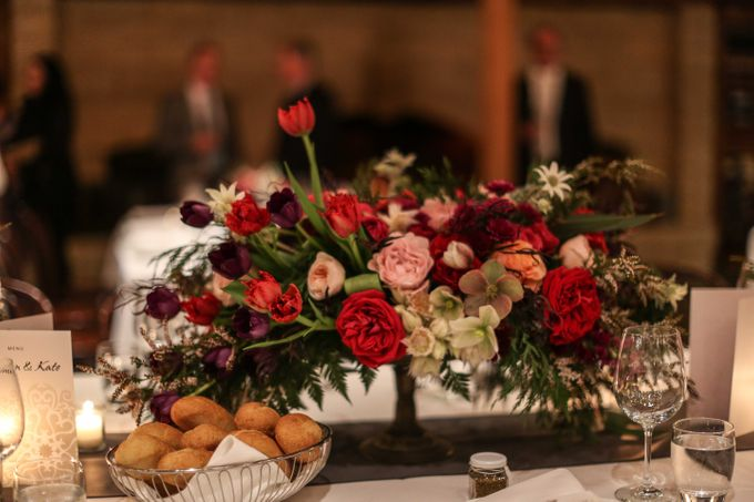 Ceremony and Reception by Affair with George  Florals & Event Styling - 040
