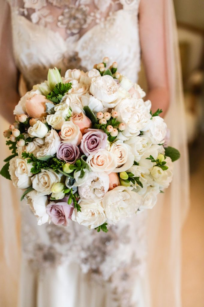 Bridal Party by Affair with George  Florals & Event Styling - 044