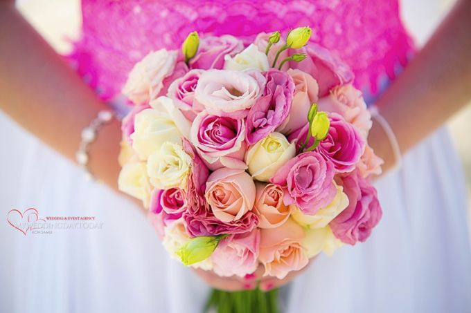 Wedding Samui by Top photography - 015