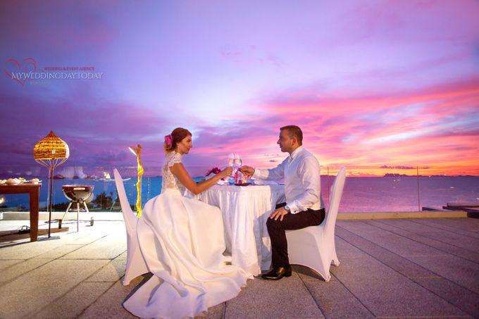 Wedding Samui by Top photography - 016