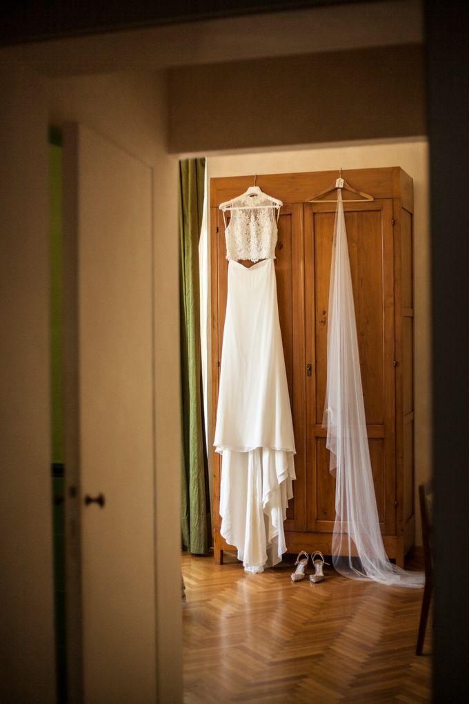 English wedding in the vineyard by La Bottega del Sogno - 003