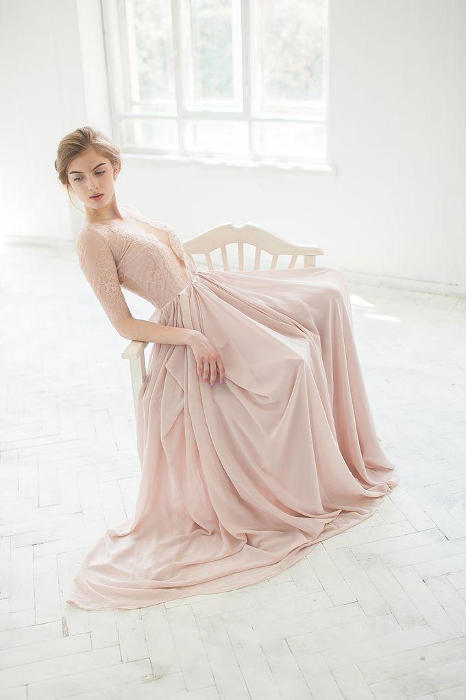 Magnolia dress by MYWONY - 001