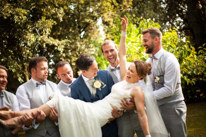 English wedding in the vineyard by La Bottega del Sogno - 020