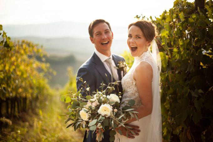 English wedding in the vineyard by La Bottega del Sogno - 023