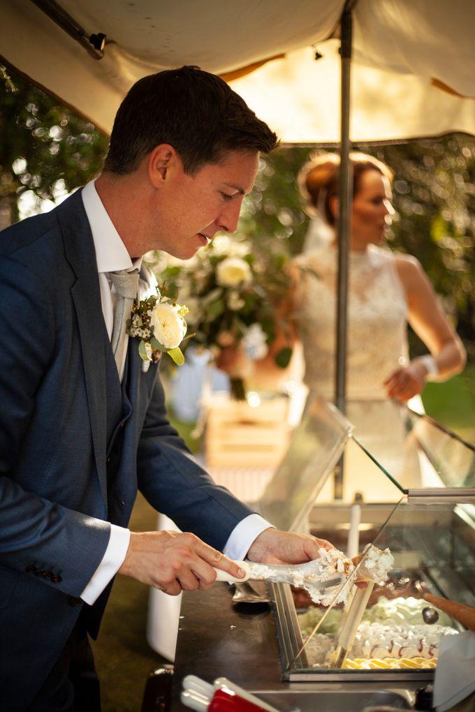 English wedding in the vineyard by La Bottega del Sogno - 024