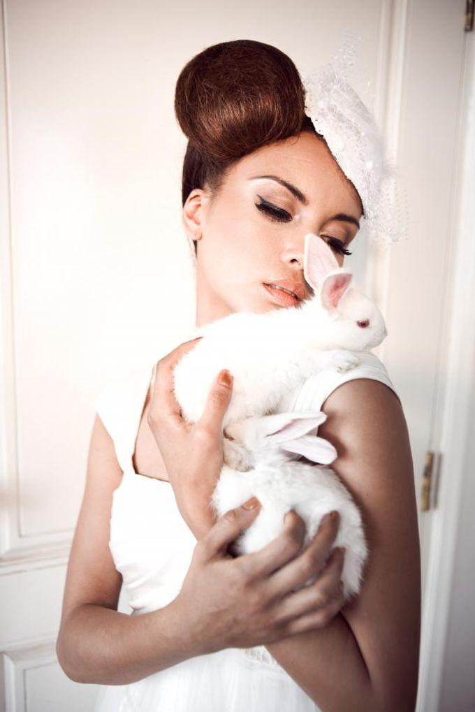 Pretty in White by Priyo Oktaviano - 001