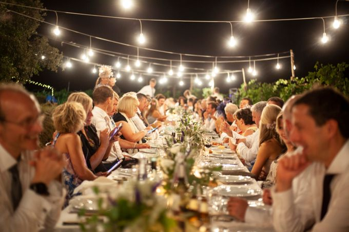 English wedding in the vineyard by La Bottega del Sogno - 030